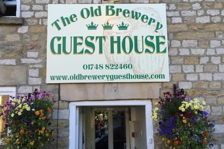 The Old Brewery Guest House - Richmond - Bed & Breakfast