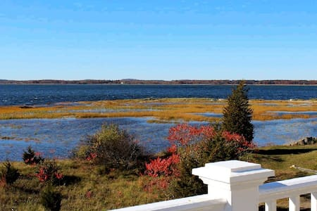 PLUM ISLAND WATERFRONT RETREAT ~ Queen Ensuite - Ház