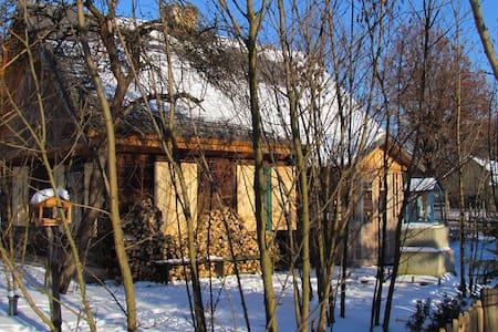 "Traditional house ""Stacja Moczary"" - Budne - Haus"