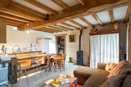 Loft charmant et atypique - Rumah