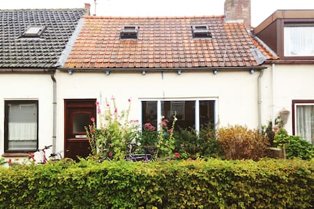 New on Airbnb: cosy house in picturesque village - Huis