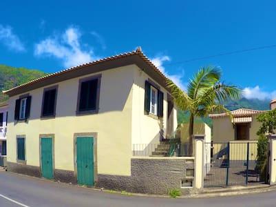 Villa in São Vicente - Madeira Isla - Haus