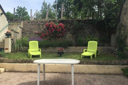Gite au cœur du parc du Morvan - Cussy-en-Morvan - Rumah