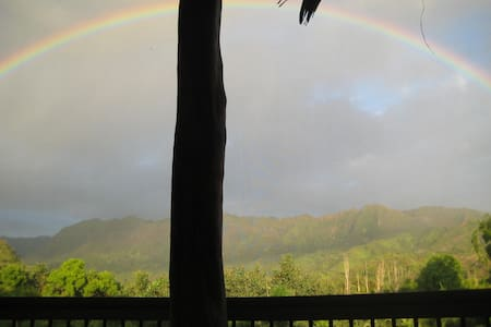 Private Tropical Retreat Near Hanalei - Σπίτι