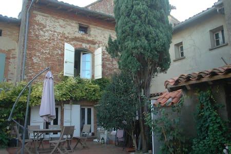 maison sur les coteaux - Pechabou - House