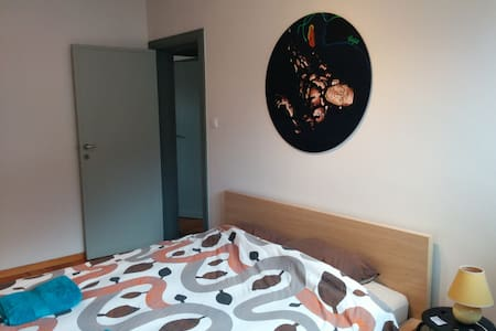 Cozy room in the center of Leuven-quiet area - Leuven - Townhouse