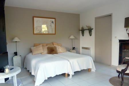 Chambre IVOIRE - Bed & Breakfast