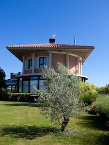 Alojamiento rural Montaña Alavesa - Bernedo - Haus