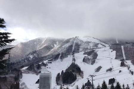 Naeba Kagura Ski Resort 1LDK Wifi - Condominium