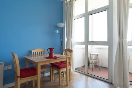 Galway - Fabulous Sea View Apartment, with Parking - Apartment