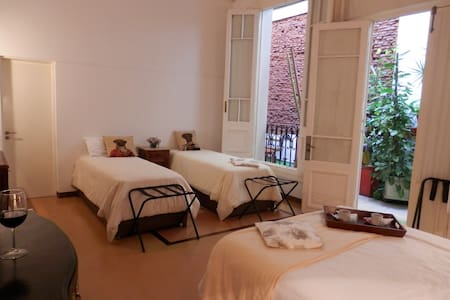 1900 house in San Telmo - Buenos Aires - Bed & Breakfast