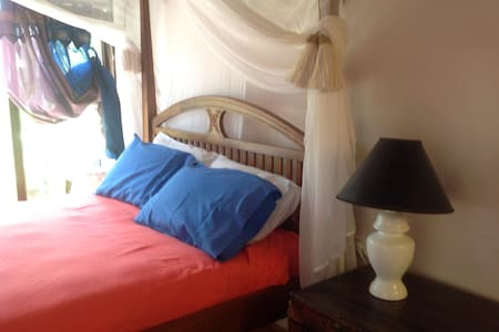 Garden studio room, private access - Woody Point