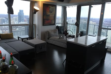 Amazing View Luxury Downtown Condo Master BDR - Wohnung