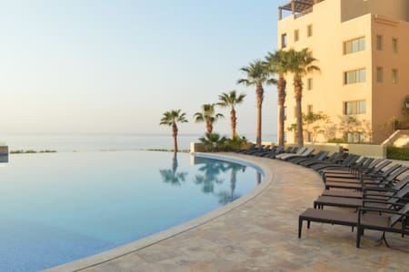 Beautiful Apartment on Dead Sea - Sweimeh - Apartment