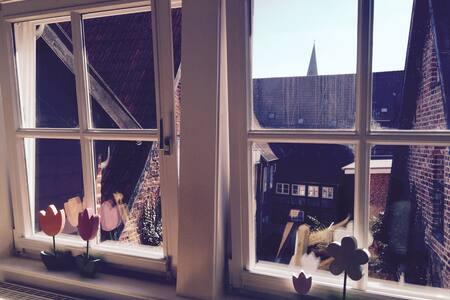 Wohlfühlen im Herzen von Lüneburg - Apartment