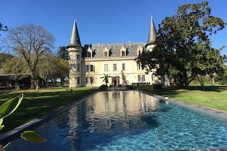 CHATEAU BORDEAUX & VIGNOBLE - Saint-Sulpice-et-Cameyrac - Castle