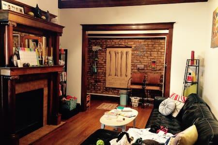 Modern Vintage - Chicago - Appartement