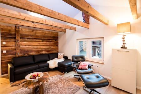CHALET Le Petit in Zermatt - Haus