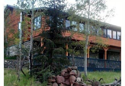 Mountain Ranch Getaway  Equine Experiences - Florissant - Apartamento