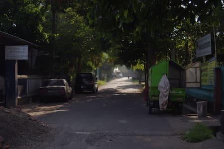 Penginapan Dekat Jalan Langko - Selaparang - Dormitorio compartido