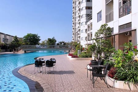 Best Location, Cheapest with Bedroom's City View - Tanah Abang