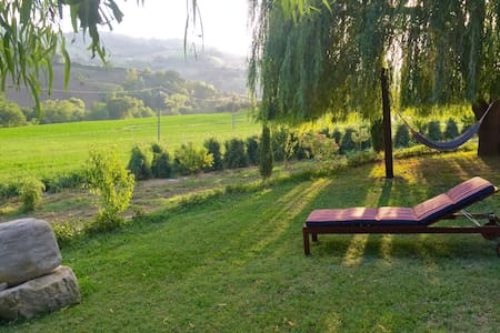 Relaxing Farmhouse with a view - Cellino Attanasio