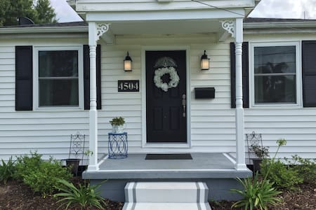 You'll love it here! 3 BR RENOVATED - Metairie - House