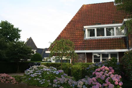Sfeervolle hoekwoning in Huizen - Ház