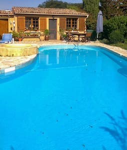 Classic house in Aquitaine with pool - Rumah