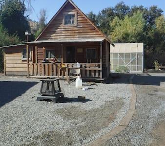Bunkhouse  near the Giant Sequoias. 661-713-9008 - Springville