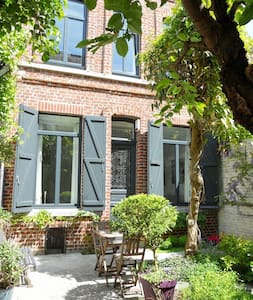 Chambre sur jardin Lille Vauban - Lille - Bed & Breakfast
