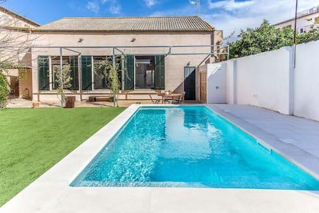 Casa de pueblo en Sineu con piscina - Sineu