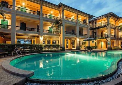 Superior Double @Suwan Palm Resort - Loft