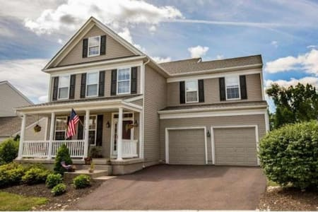 Beautiful Family Home Pottstown PA - Casa