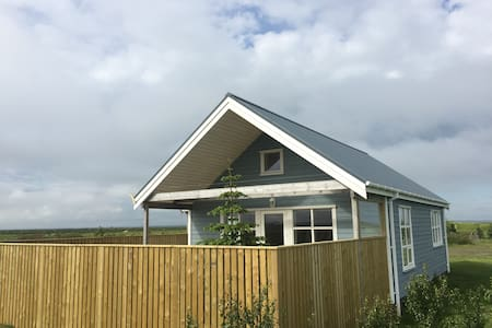 Cozy & Modern Luxury House - Þykkvibær - Casa
