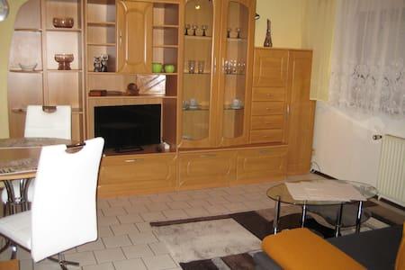 Ferienwohnung in Altrip - Appartement