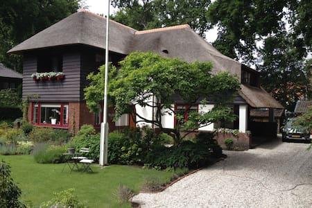 Beautiful villa 25 min to Amsterdam - Villa