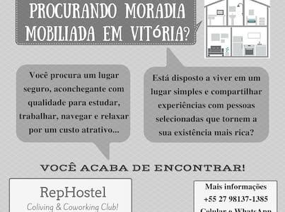 RepHostel - Vitória - ES - Brasil - Casa