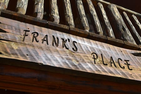 Frank's Place at Wolf Creek Ranch Ski Lodge - South Fork