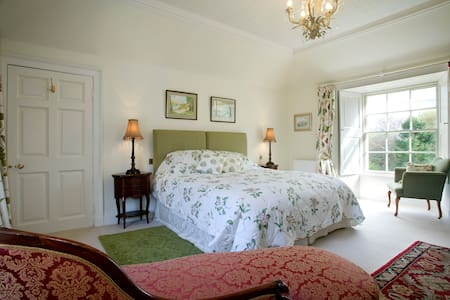 The Botanical Room - Bed & Breakfast