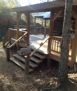 Gorgeous Log Cabin Retreat! Romantic! Peaceful! - Rome