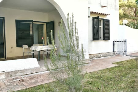 Puglia Tremiti Islands charming villa with garden - Isole Tremiti - Apartment