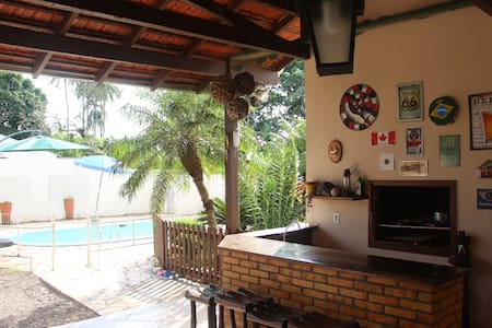 Quarto privativo - Blumenau - Casa
