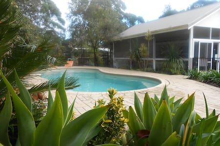 Magnolia house , rural house. - Bangalee