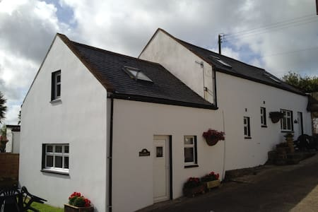 Hayloft,Spoutwells Holiday Cottages - Huis