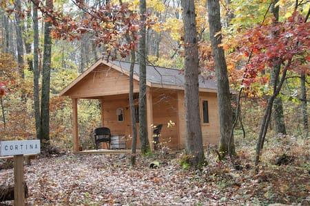 Glamping - Cozy Hut - Cortina - Hut