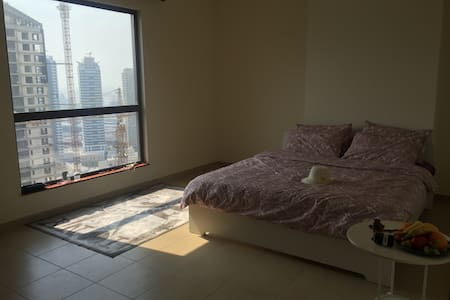 Amazing room on the JBR beach - Appartamento