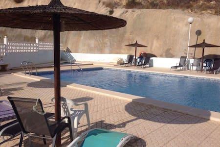 Excellent location 2 Bed Golf Course View - Ciudad Quesada - Hus