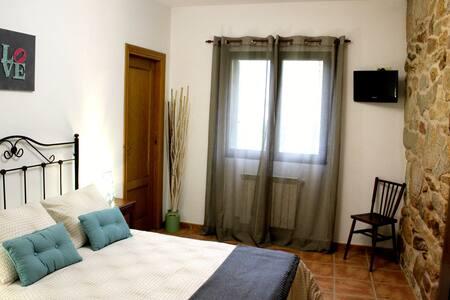 Habitación doble con baño privado - Vilagarcía de Arousa
