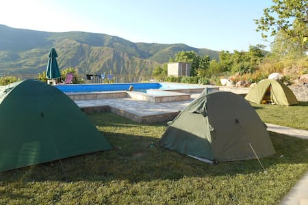 Camping 3 Gs - Tent